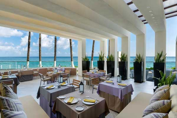 Restaurants & Bars - The Sian Ka'an Sens Cancun – Adults Only All Inclusive Resort