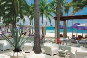 Cafe del Mar - The Sian Ka'an Sens Cancun – Adults Only All Inclusive Resort